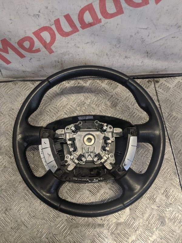 Рулевое колесо без airbag Nissan Primera P12 2005 (б/у)