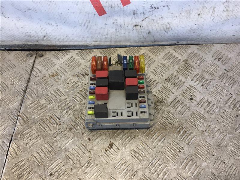 Блок предохранителей Fiat Doblo I 1.3 D 2005 (б/у)