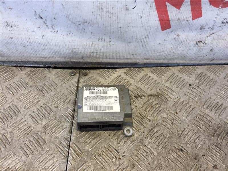 Блок управления air bag Fiat Doblo I 1.3 D 2005 (б/у)