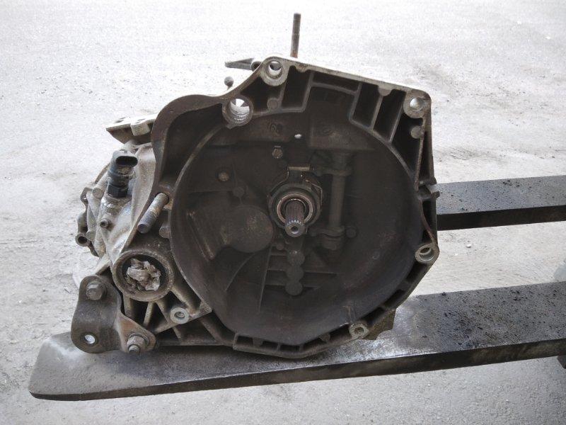 Мкпп (механическая коробка переключения передач) Fiat Doblo I 1.3 D 2005 (б/у)