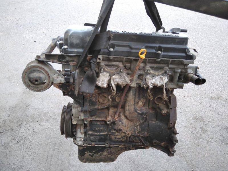 Двигатель qg18 Nissan Primera WP11E 1.8 2000 (б/у)
