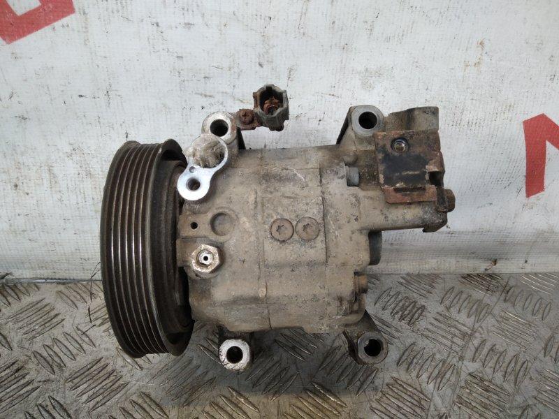 Компрессор кондиционера Nissan Primera WP11E 1.8 2000 (б/у)