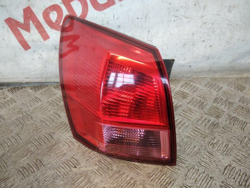 Фонарь задний наружный левый Nissan Qashqai J10 2007 (б/у)