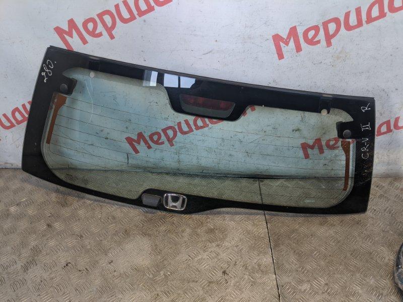 Стекло двери багажника Honda Cr-V III 2.0 2008 (б/у)