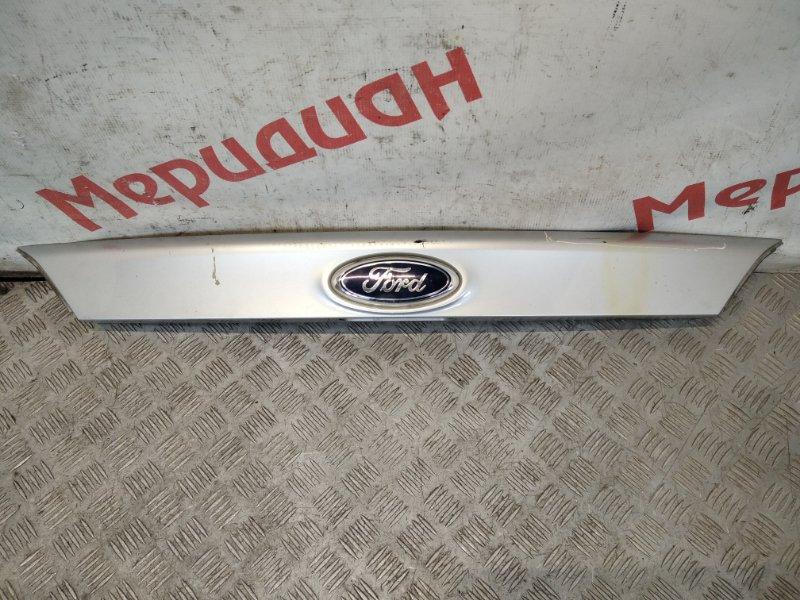 Накладка двери багажника Ford Focus III 2013 (б/у)
