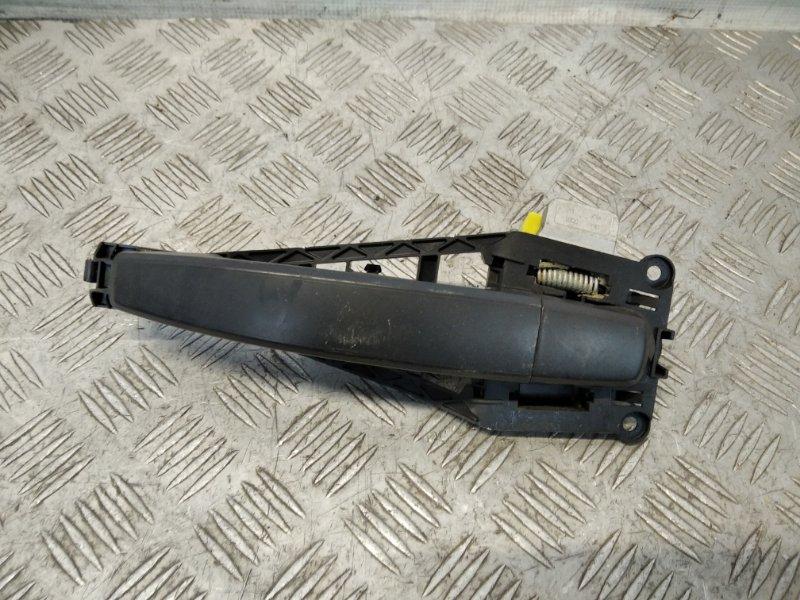 Ручка двери передней наружная левая Opel Corsa D 2008 (б/у)