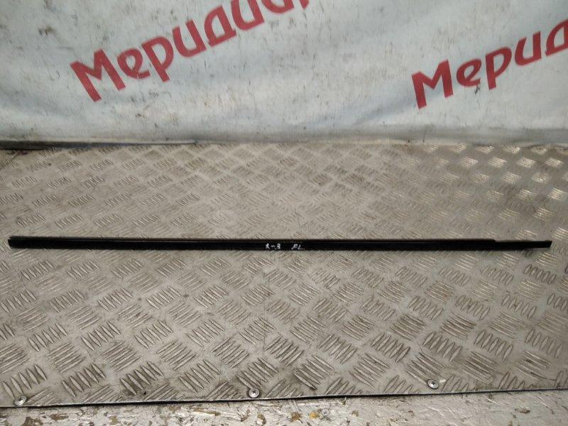 Накладка стекла переднего левого Bmw X3 E83 2.0 TDI 2005 (б/у)