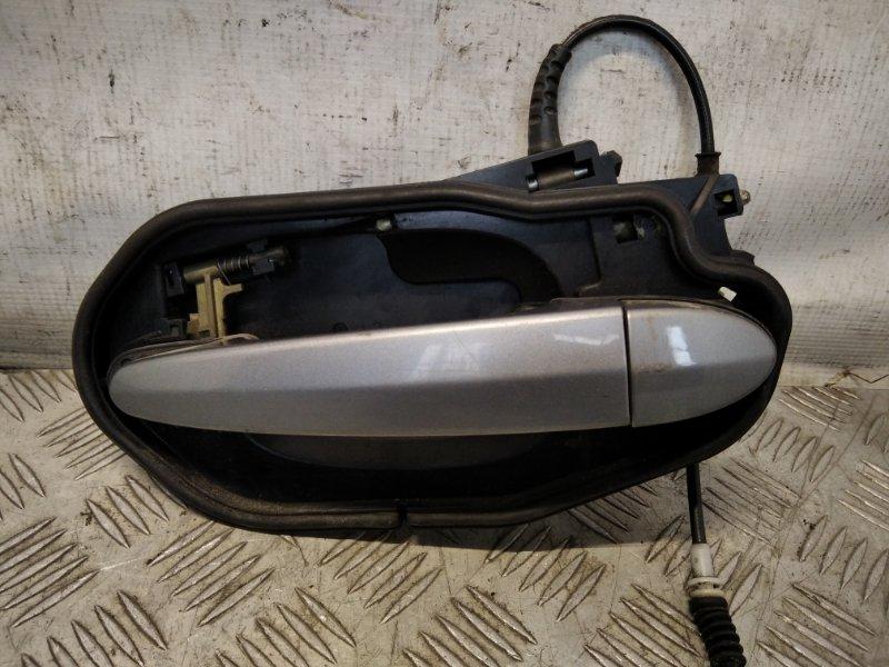 Ручка двери передней наружная левая Bmw X3 E83 2.0 TDI 2005 (б/у)