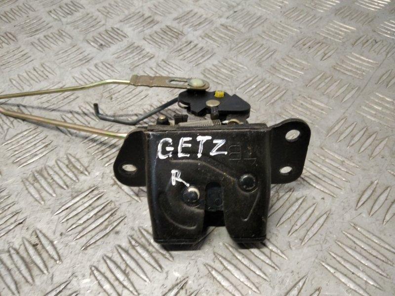 Замок багажника Hyundai Getz 2008 (б/у)