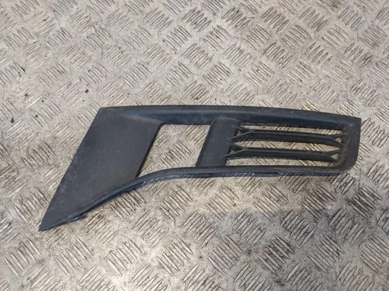 Решетка в бампер левая Citroen C-Crosser 2010 (б/у)