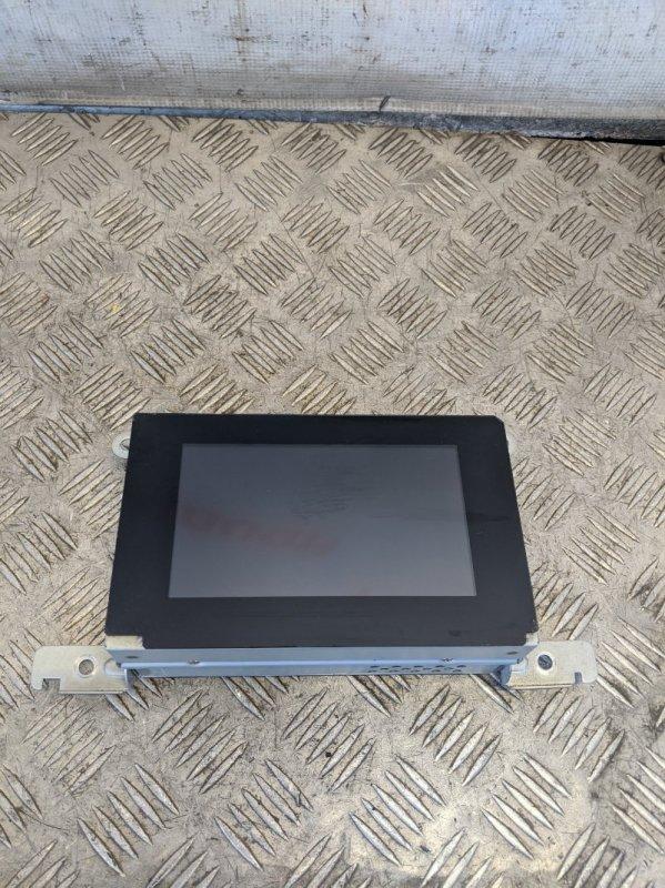 Дисплей информационный Nissan Primera P12 2005 (б/у)