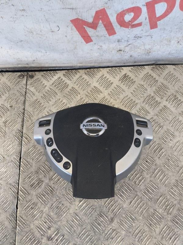 Подушка безопасности в рулевое колесо Nissan X-Trail T31 2008 (б/у)