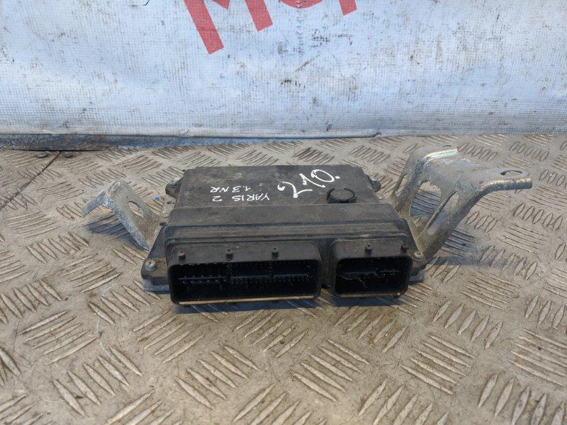 Блок управления двигателем Toyota Yaris II 1.3 2008 (б/у)