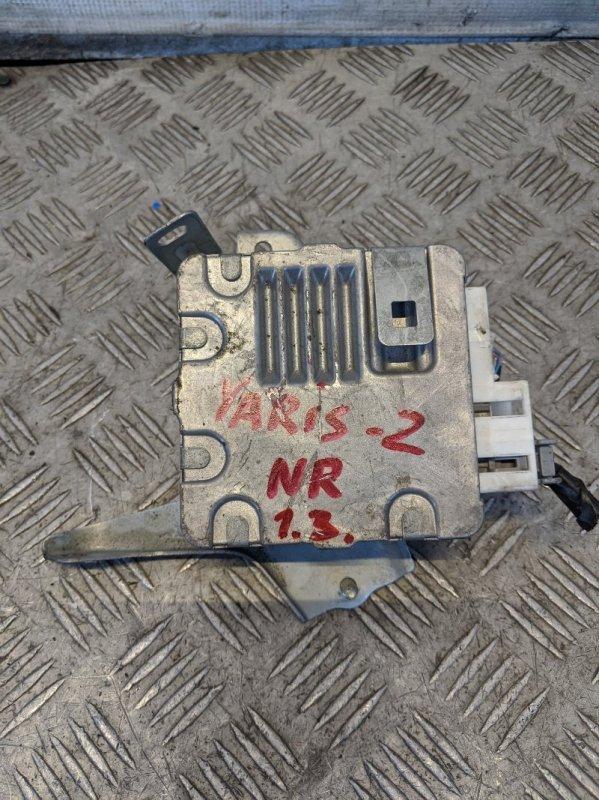 Блок электронный Toyota Yaris II 2008 (б/у)