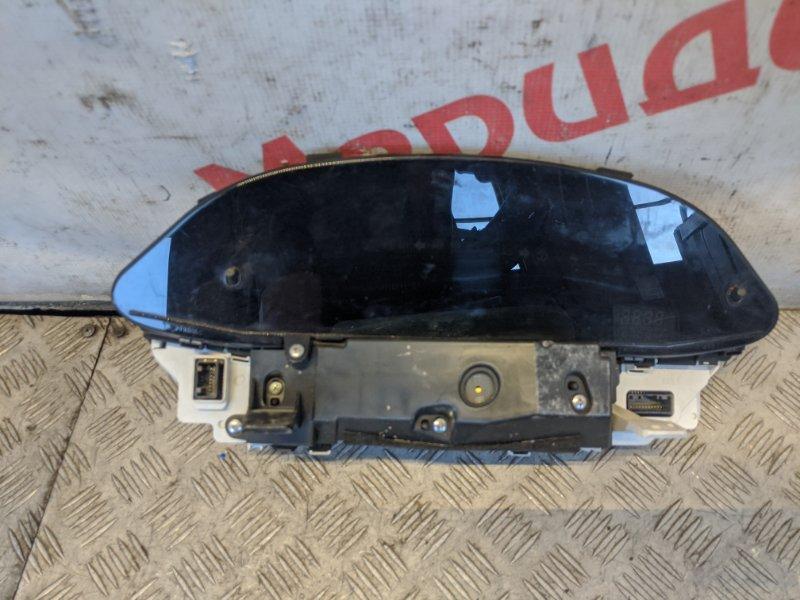 Панель приборов Toyota Yaris II 2008 (б/у)