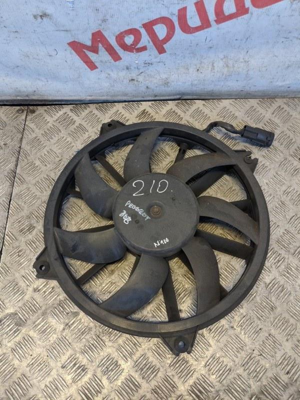 Вентилятор радиатора Peugeot 308 2010 (б/у)