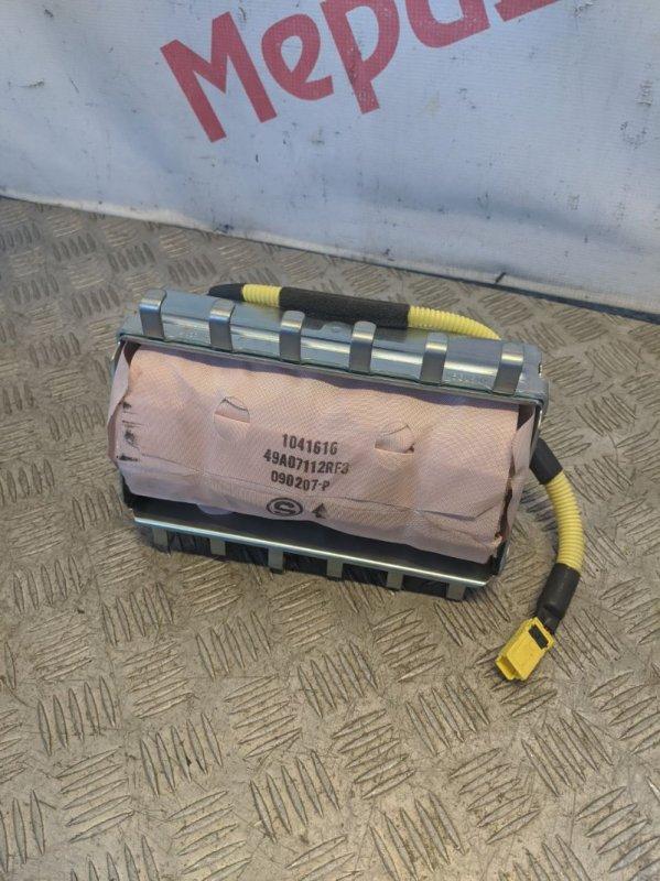 Подушка безопасности пассажира Honda Civic 4D 1.8 2009 (б/у)
