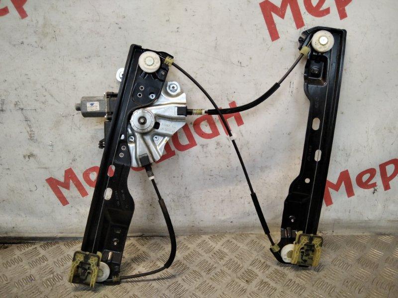 Стеклоподъемник электрический передний левый Opel Astra J 2013 (б/у)