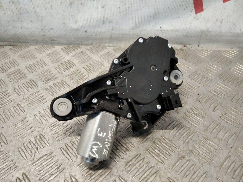 Моторчик стеклоочистителя задний Renault Megane III 2011 (б/у)