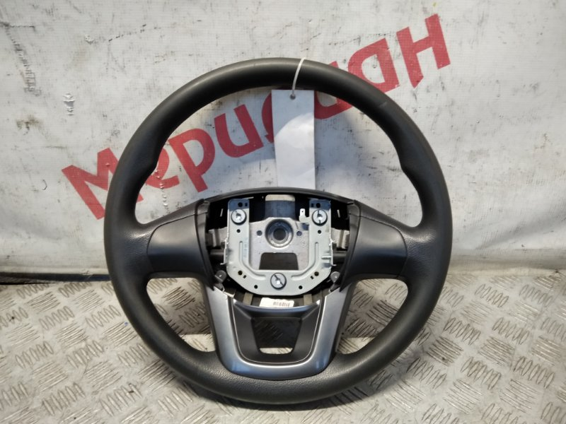 Рулевое колесо без airbag Kia Rio 2012 (б/у)