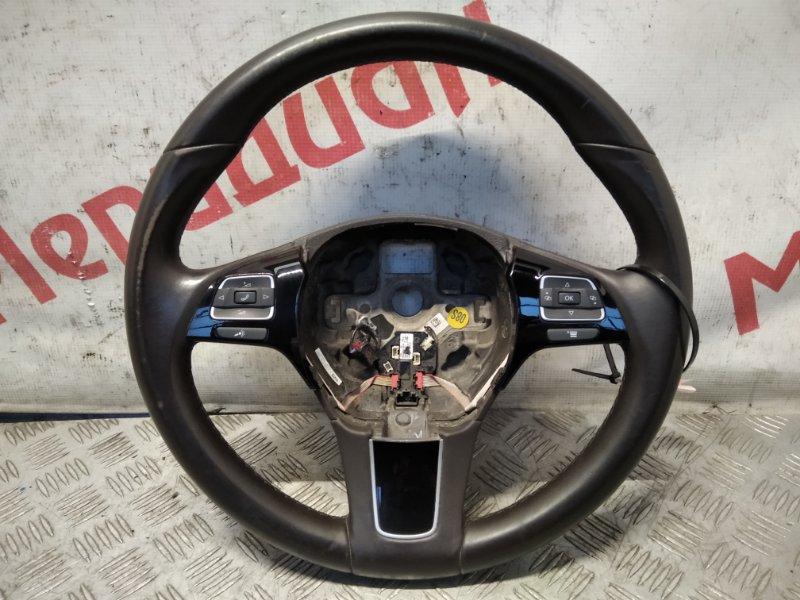 Рулевое колесо без airbag Volkswagen Touareg NF 2012 (б/у)