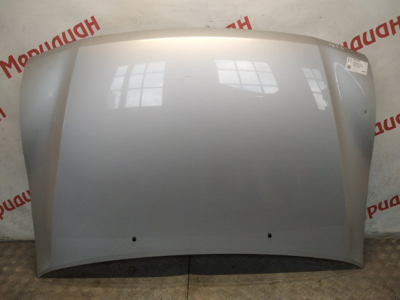 Капот Mitsubishi Pajero III 2001 (б/у)