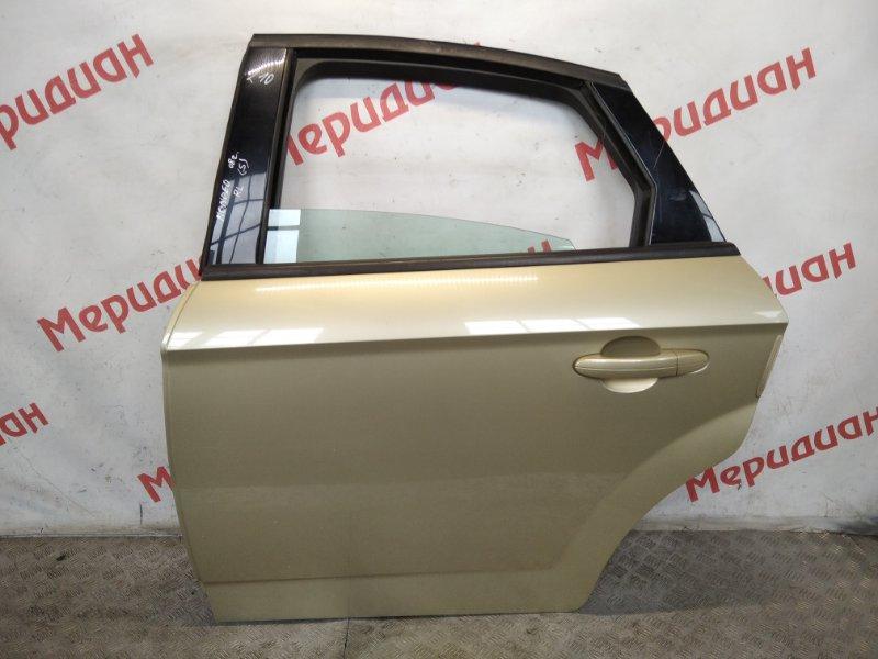 Дверь задняя левая Ford Mondeo IV 2008 (б/у)