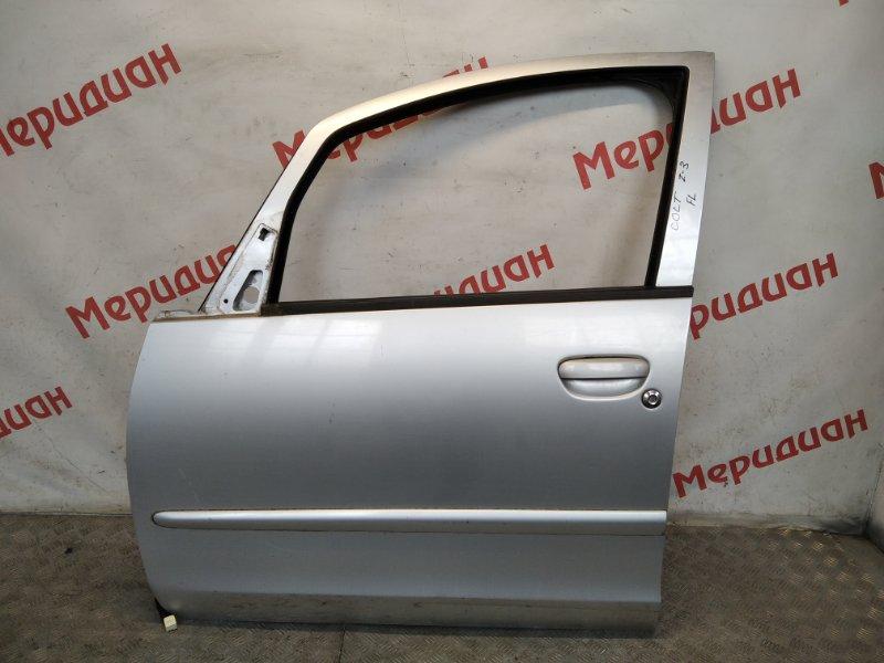 Дверь передняя левая Mitsubishi Colt (Z3) 2006 (б/у)