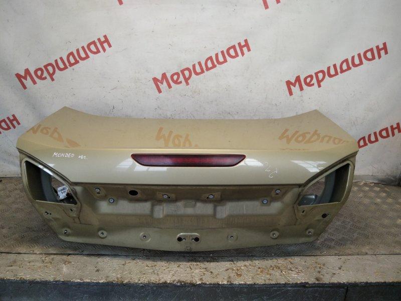 Крышка багажника Ford Mondeo IV 2008 (б/у)