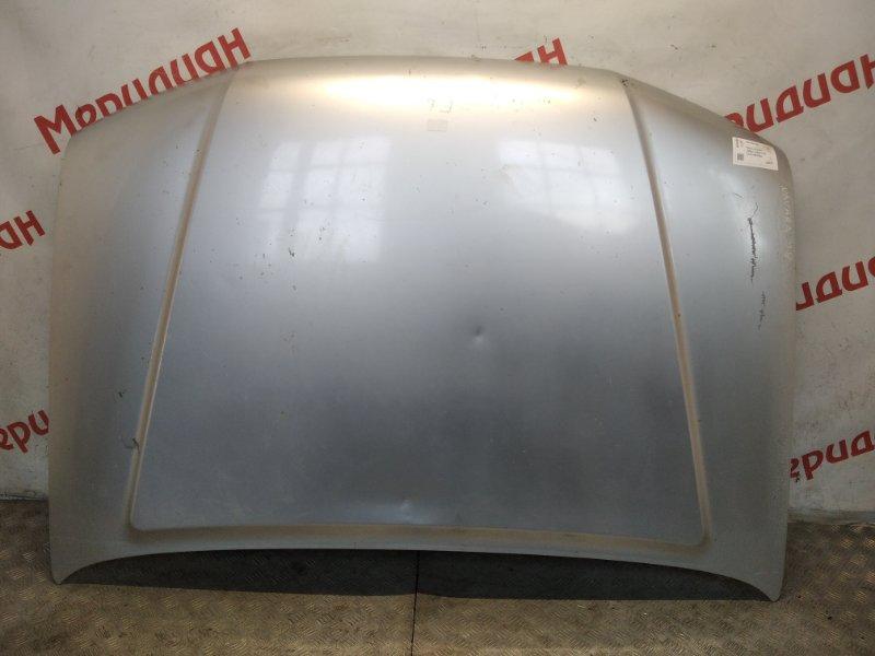Капот Nissan Navara D40 2008 (б/у)