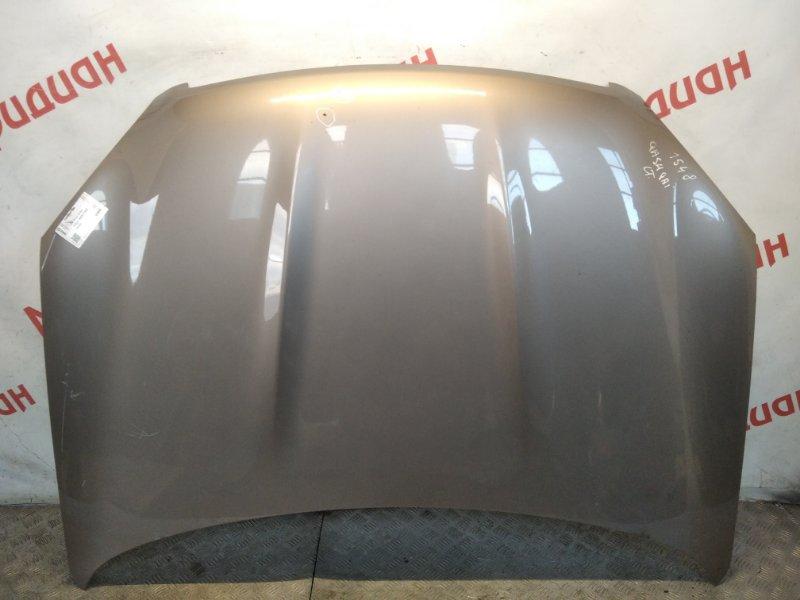 Капот Nissan Qashqai J10 2007 (б/у)