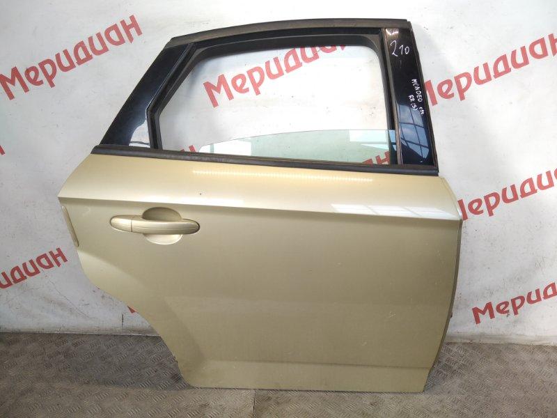 Дверь задняя правая Ford Mondeo IV 2008 (б/у)