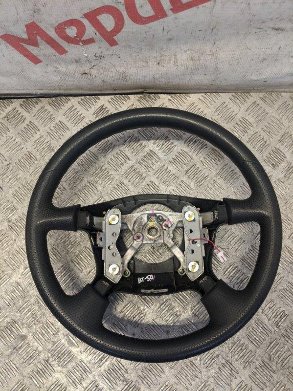 Рулевое колесо без airbag Mazda Bt50 2010 (б/у)
