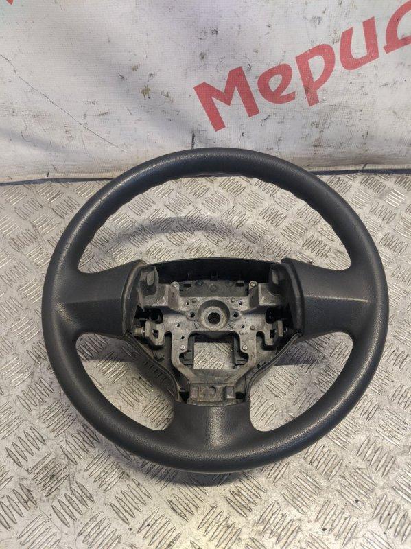 Рулевое колесо без airbag Mitsubishi Lancer 10 2009 (б/у)