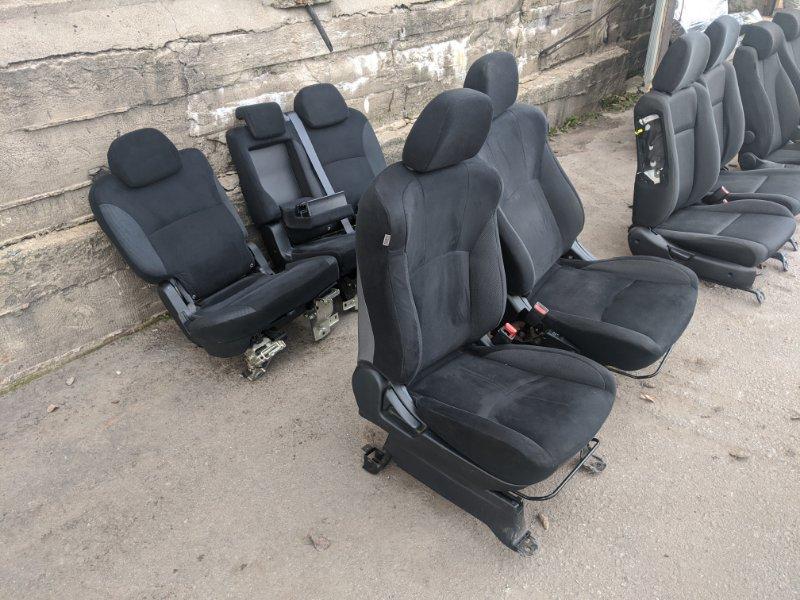 Комплект сидений Citroen C-Crosser 2011 (б/у)
