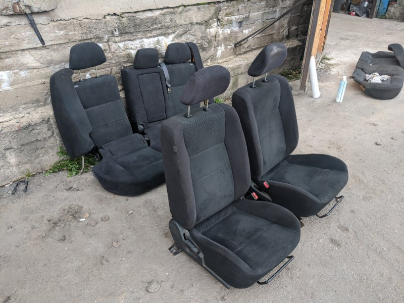Комплект сидений Mitsubishi Lancer CS 2007 (б/у)