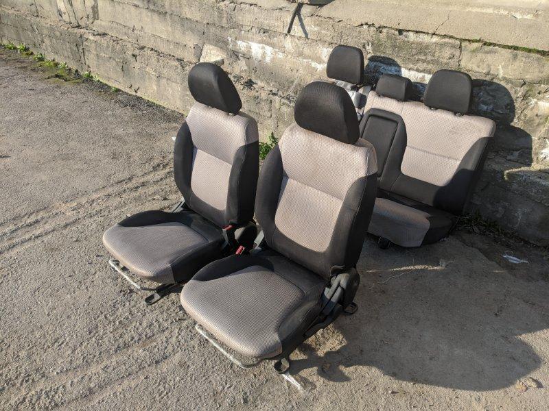 Комплект сидений Mitsubishi L200 KB 2009 (б/у)