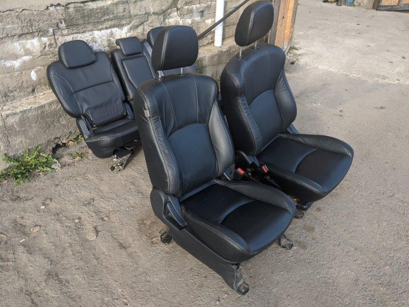 Комплект сидений Mitsubishi Outlander CW 2010 (б/у)