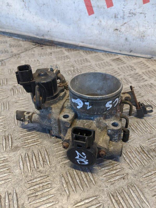 Заслонка дроссельная механическая Mitsubishi Lancer CS 2007 (б/у)