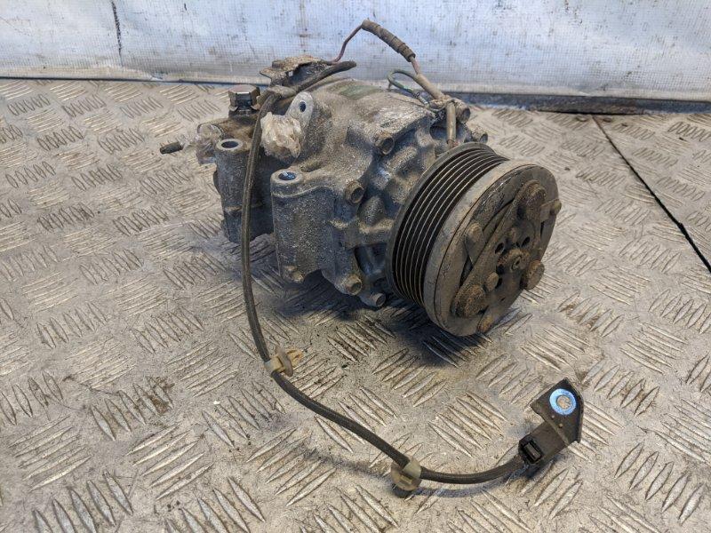 Компрессор кондиционера Honda Civic 4D 1.8 2007 (б/у)