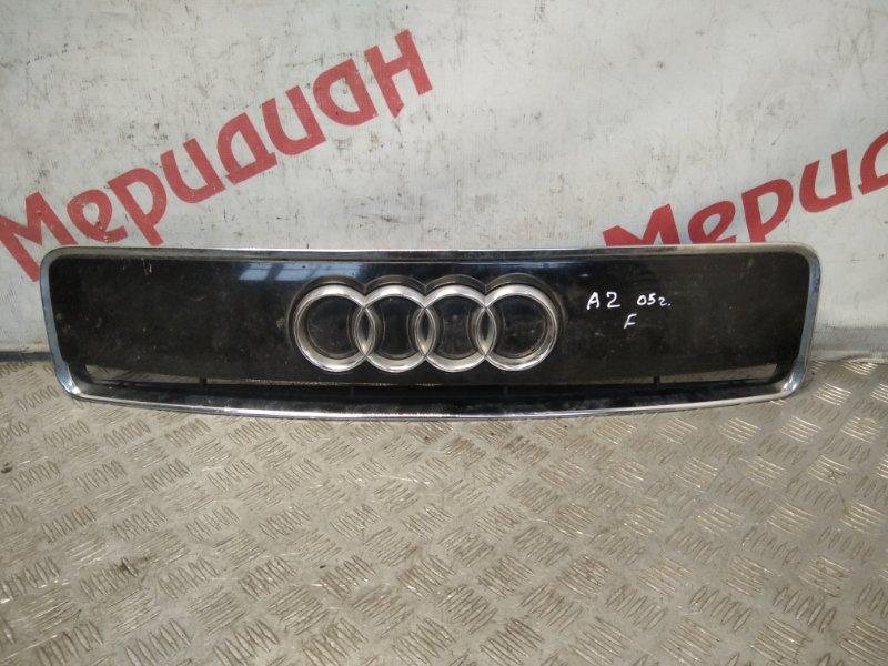 Решетка радиатора Audi A2 8Z0 2002 (б/у)
