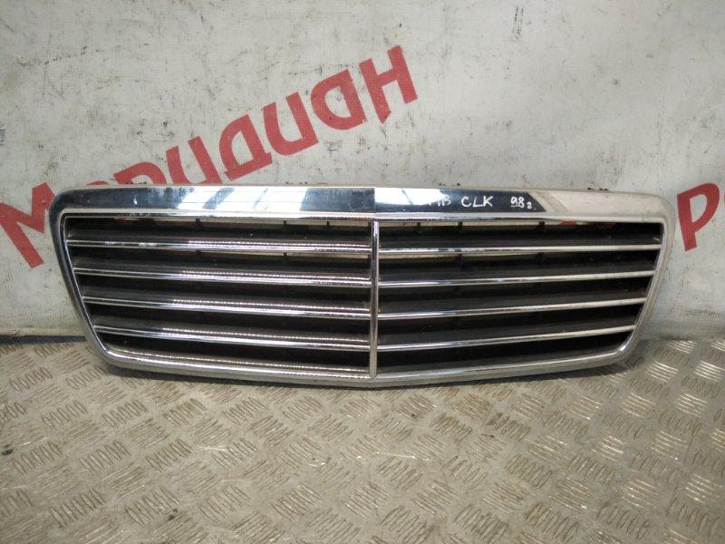 Решетка радиатора Mercedes Benz Clk C208 1998 (б/у)