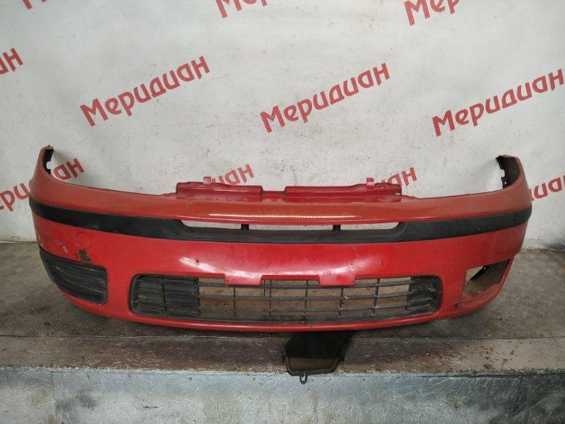 Бампер передний Fiat Punto 188 2004 (б/у)