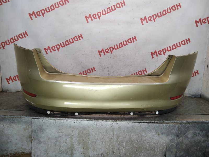 Бампер задний Ford Mondeo IV 2008 (б/у)