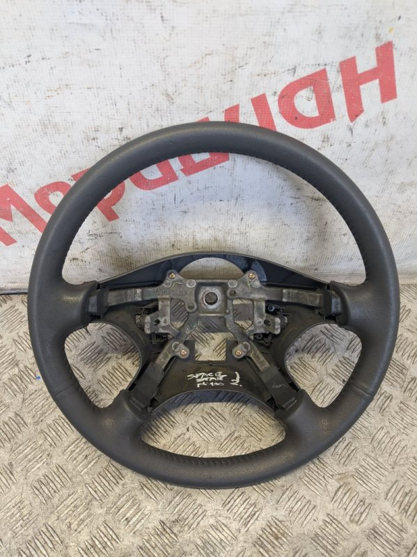 Рулевое колесо без airbag Mitsubishi Pajero Sport K9 2003 (б/у)