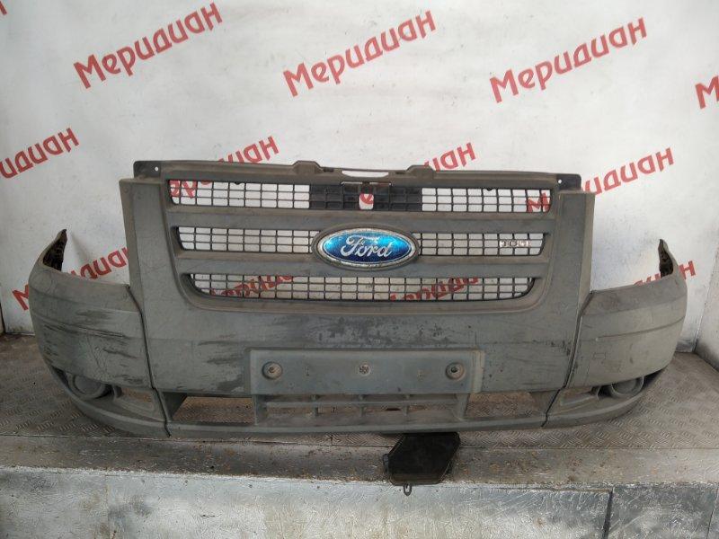 Бампер передний Ford Transit 2008 (б/у)