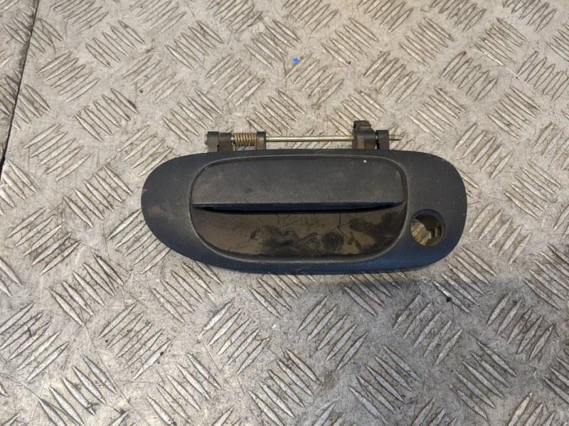 Ручка двери передней наружная левая Mitsubishi Carisma DA 1.6 2000 (б/у)