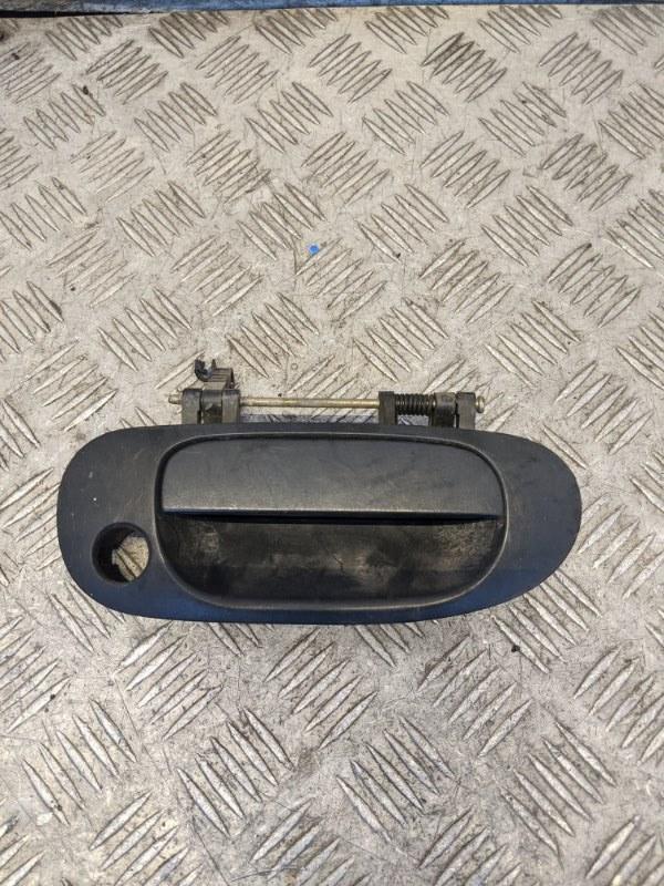 Ручка двери передней наружная правая Mitsubishi Carisma DA 1.6 2000 (б/у)