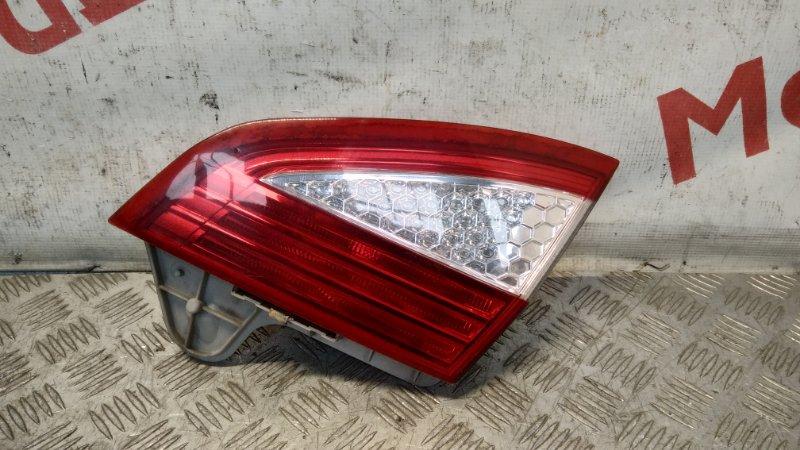 Фонарь задний внутренний правый Ford Mondeo IV 2008 (б/у)