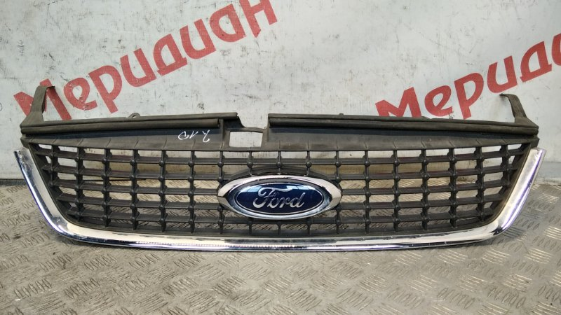 Решетка радиатора Ford Mondeo IV 2008 (б/у)